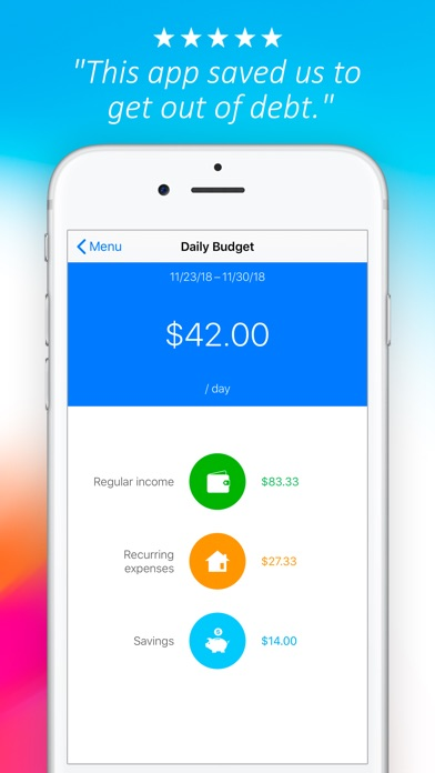 Download Daily Budget Original Pro for Pc