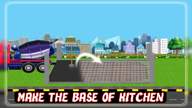 Build a Kitchen - Builder Game screenshot-3