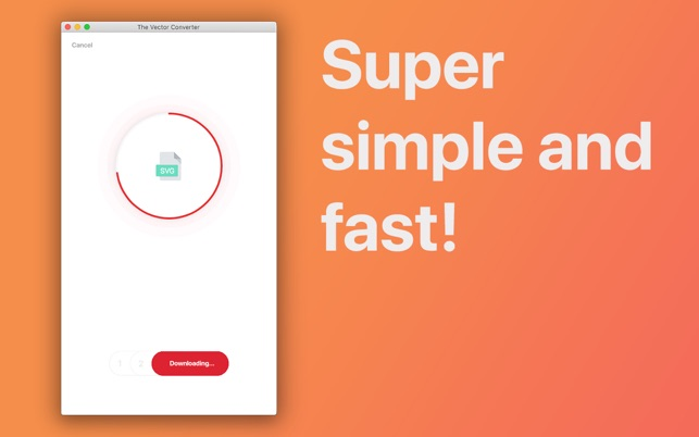 The Vector Converter on the Mac App Store