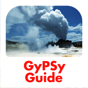 Yellowstone GyPSy Guide Tour app