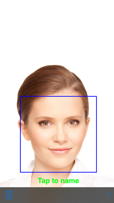 Luxand Face Recognition Screenshot