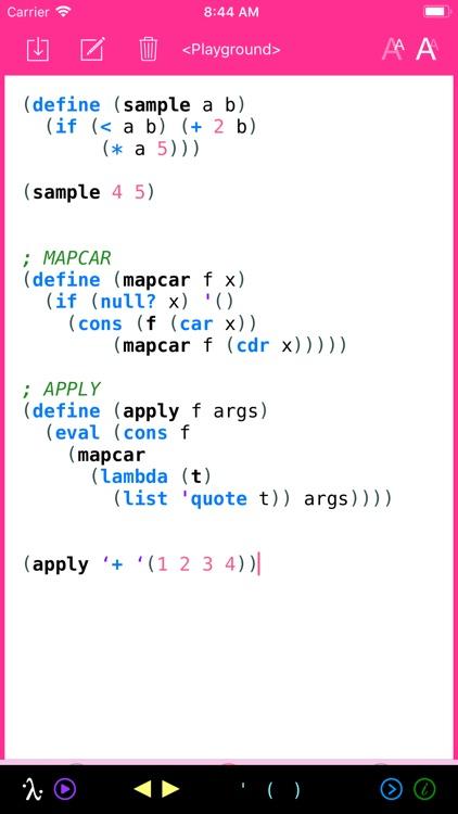 My Lisp