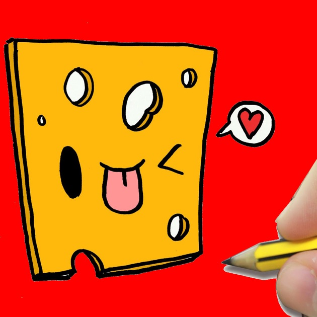 Cartoon Characters App : Draw cartoon characters:在 mac app store 上的