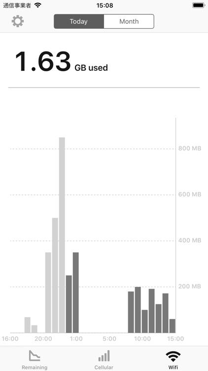 Data Remaining screenshot-4