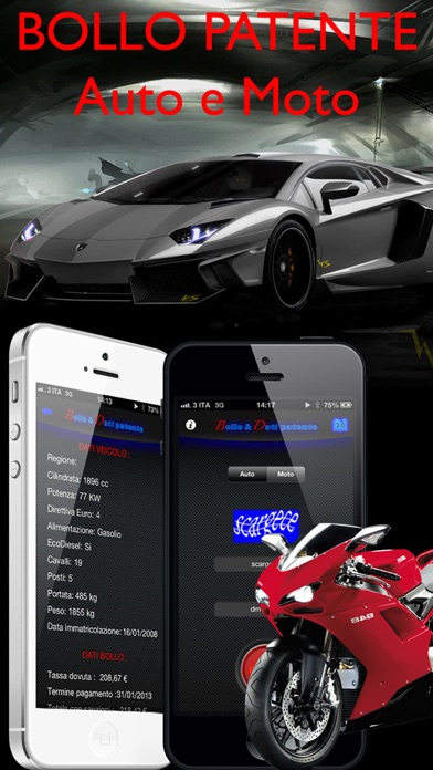Screenshot for Patente & Bollo Pro in China App Store
