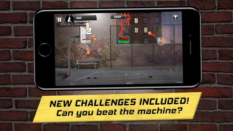 iBasket Pro- Street Basketball screenshot-1