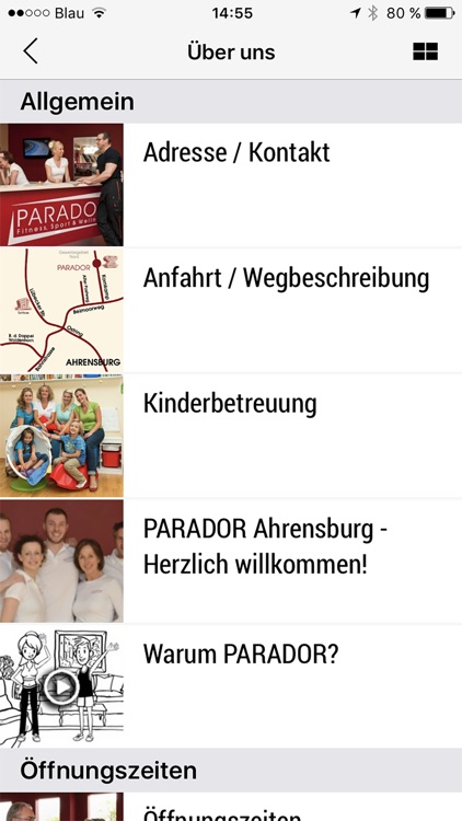 PARADOR Ahrensburg screenshot-1
