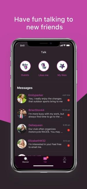 SDM: Meet New Friends Online on the App Store