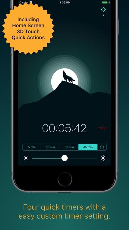 Snoosic - Music Sleep Timer screenshot-3