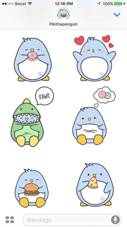 Piki Stickers screenshot-4