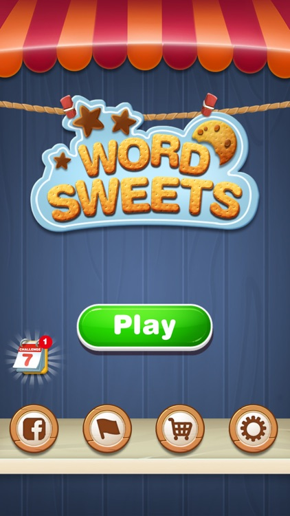Word Sweets - Connect words screenshot-4