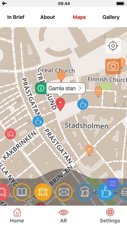 Stockholm Travel Guide Offline screenshot-3