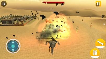 Gunship Air Combat  3D Action screenshot 4