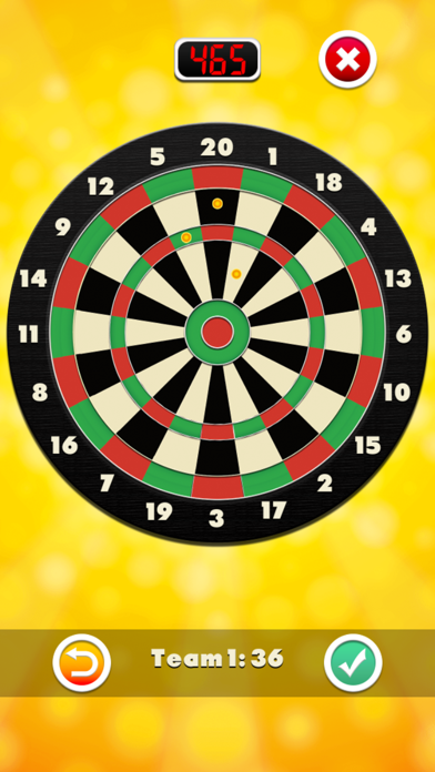 Easy Darts ScreenShot1