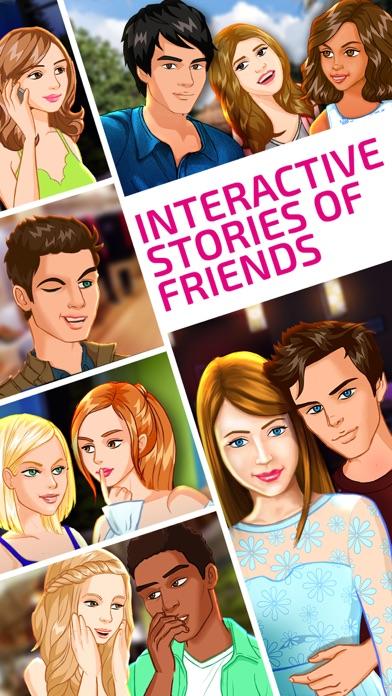 Foto do Histórias interativas: Amigos