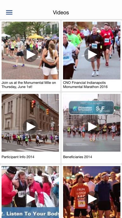 CNO Monumental Marathon screenshot-4