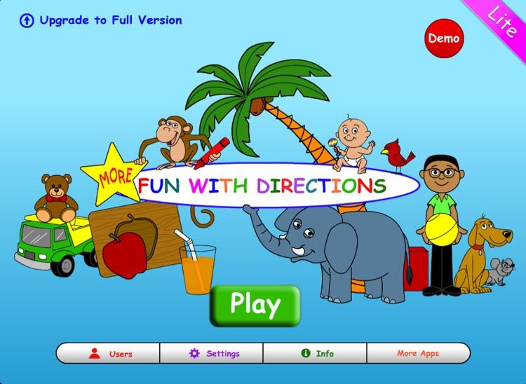 More Fun Directions HD Lite screenshot-0