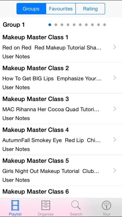 Makeup Master Class screenshot-1