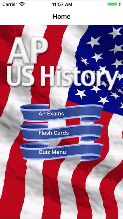 AP US History Buddy Screenshots