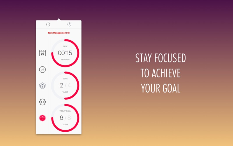 Tomates - Time Management Screenshots