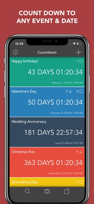 how to set up birthday reminders on iphone 5