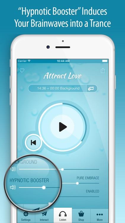 Attract Love Hypnosis PRO screenshot-3