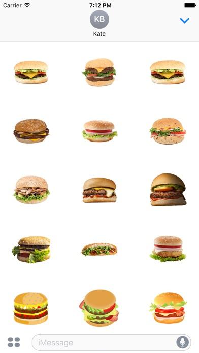 漢堡糊屏幕截圖2