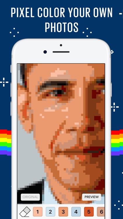 Color By Number Pixel Art Book screenshot-3
