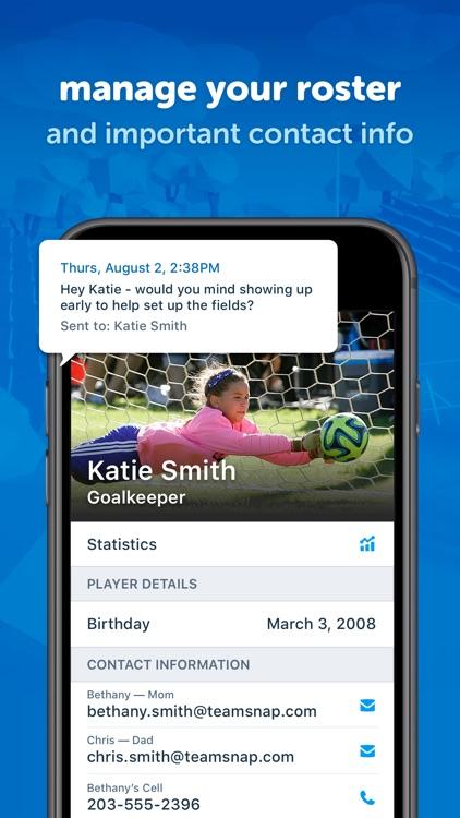 TeamSnap screenshot-4