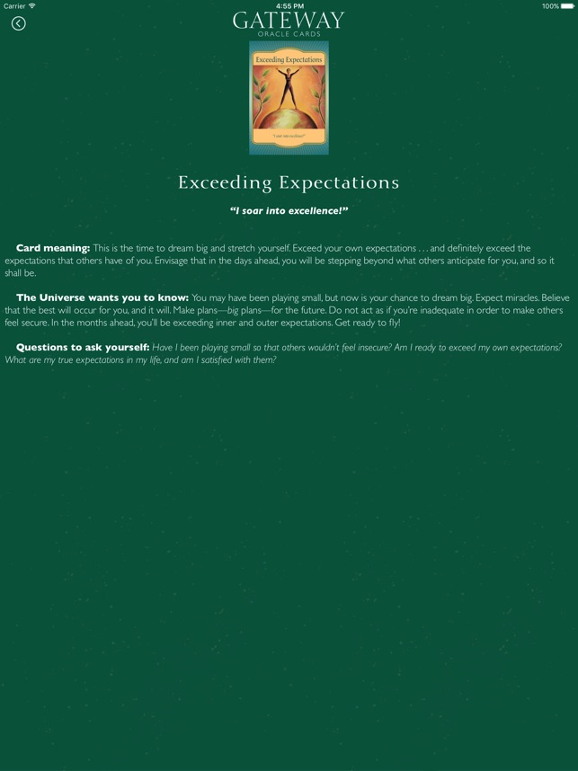 The gateway oracle cards en app store solutioingenieria Images