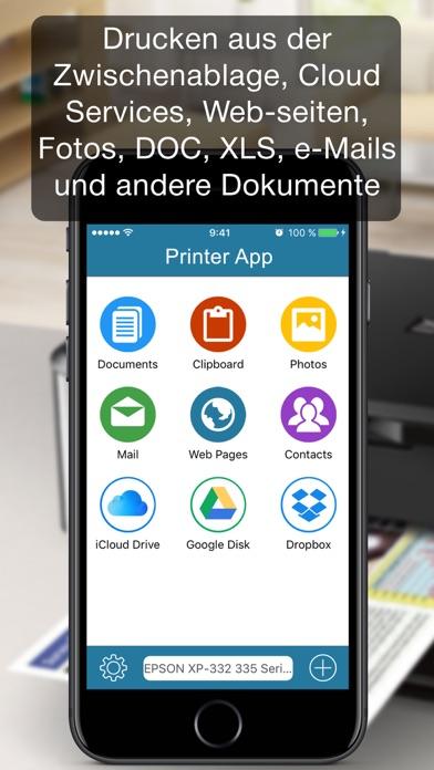 Printer App - drucke FotosScreenshot von 2