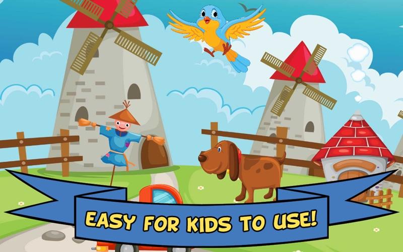 Barnyard Puzzles For Kids screenshot 4