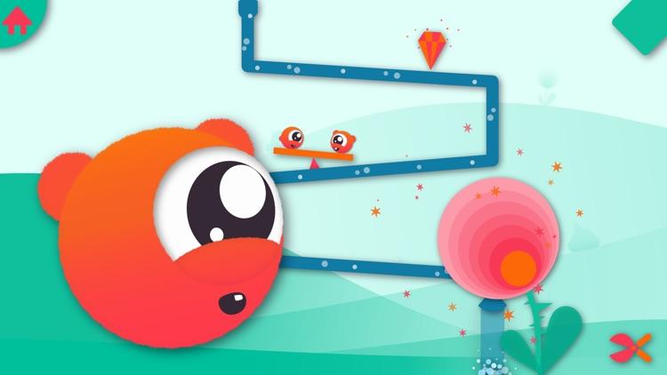 Lek och Lär - Ord med Mimo screenshot-0