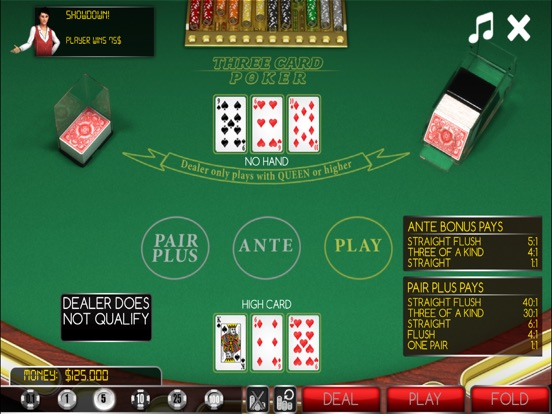 3-Card Poker screenshot 7