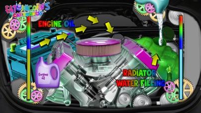 Mr. Fat Unicorn Car Mechanic screenshot 6