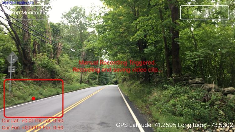 Smart Dashcam Pro