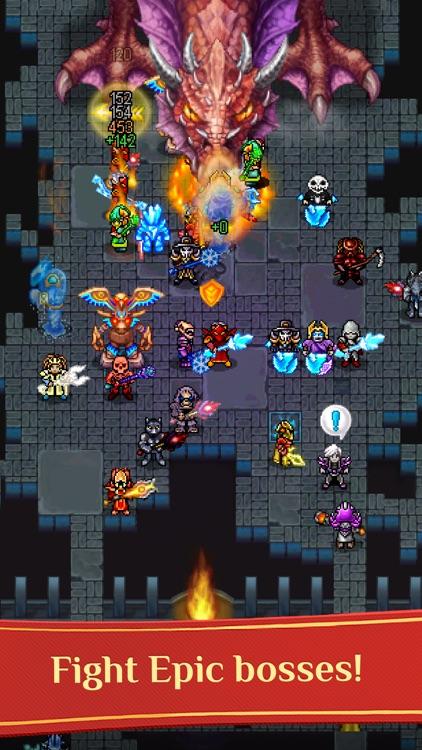 Warspear Online — Pixel MMORPG