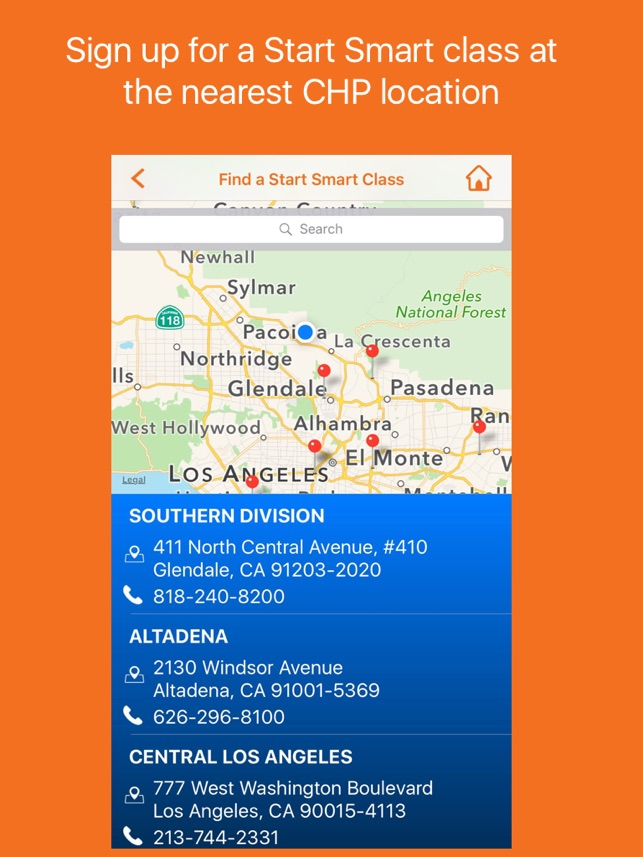 CHP - Start Smart on the App Store