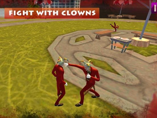 Clown Attacks Halloween Night screenshot 8