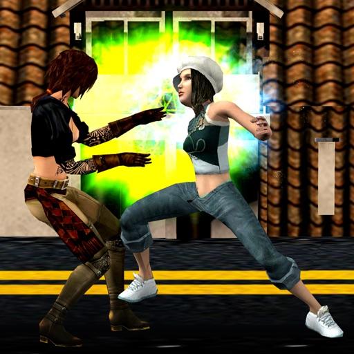 Girls Karate Fighting 3D