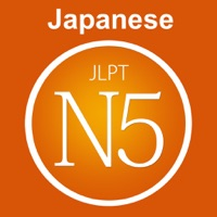 Codes for Japanese Vocabulary JPLT N5 Hack