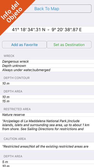 Grecia Cartas Náuticas GPS HDCaptura de pantalla de2
