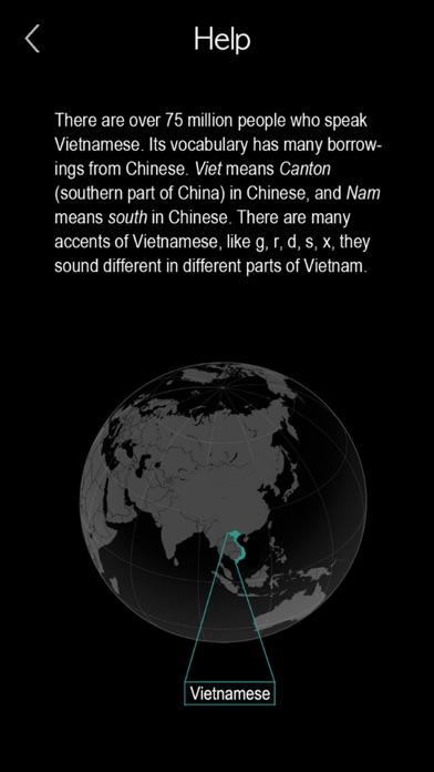 Vietnamese Alphabet & Words screenshot 10