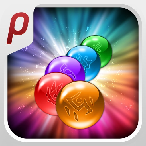 Lost Bubble - Pop Bubbles application logo