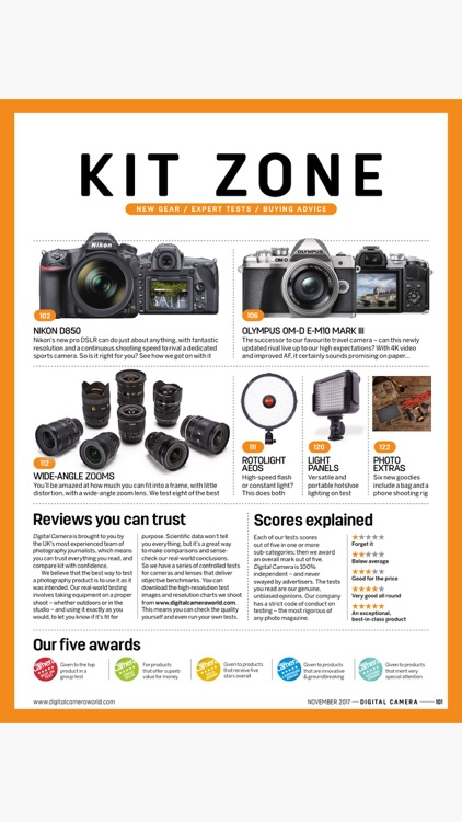 Digital Camera: the UK's No.1 photography magazine screenshot-3