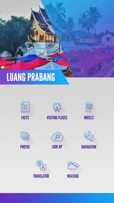 Luang Prabang Tourism screenshot two