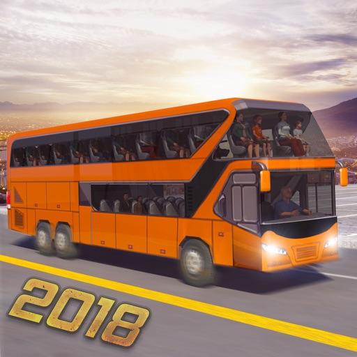 Groß Bus Simulator 2018 Trainer Fahrschule Testen