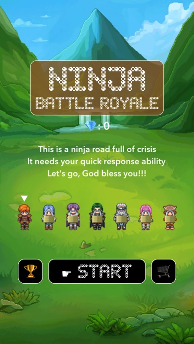 Ninja Battle Royale