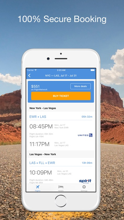 Cheap Flights and Hotels All inclusive to Anywhere screenshot-3