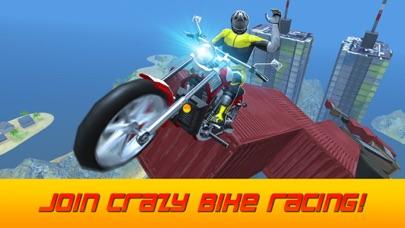 不可能自転車空レースのおすすめ画像1